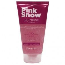 JEUNESSE Очищающий гель-скраб Pink Snow, 150мл