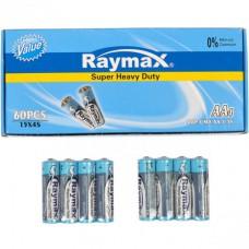 Батарейка солевая Raymax R06 UM4 AA 1.5V  shrink\4pcs 582923