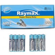 Батарейка солевая Raymax R03 UM4 AAA 1.5V\4pcs  582930