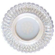 Светильник для встраивания Feron 7314 с LED подсветкой 28858