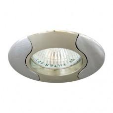 Светильник Feron 020Т MR-16 титан хром 17681
