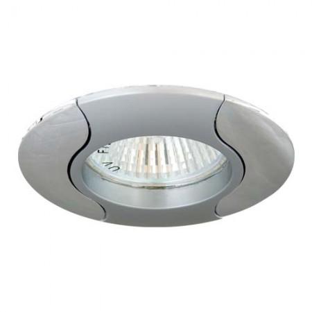 Светильник Feron 020Т MR-16 серый хром 17679