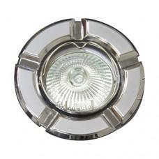 Светильник Feron 098Т MR-16 серый хром 17639