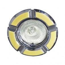 Светильник Feron 098Т MR-16 золото хром 17638