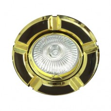 Светильник Feron 098Т MR-16 черный золото 17642