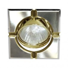 Светильник Feron 098T MR-16-S титан золото 17660