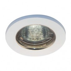 Светильник Feron DL1016 белый алюминий золото 20132