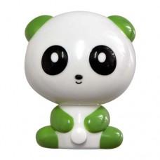 Светильник ночник Feron FN1166 панда зеленый 23256