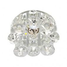 Светильник для встраивания Feron 1527 с LED подсветкой 27972