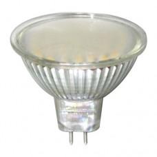 Светодиодная лампа Feron LB-24 3W G5.3 2700K матовая 25226