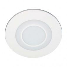 Светодиодный (led) светильник Feron AL2550 8W с красной подсветкой 27856
