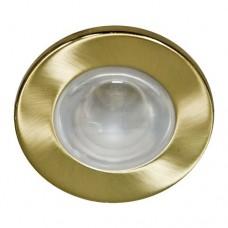 Светильник Feron 1713 матовое золото 14053