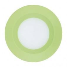 Светодиодный (led) светильник Feron AL525 3W зеленый 28526