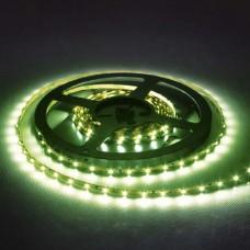 Светодиодная (led)  лента Feron LS603 60SMD|м 12V IP20 зеленый на белом 27671