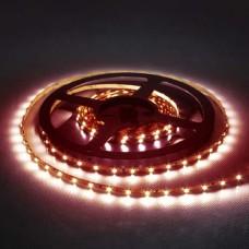 Светодиодная (led)  лента Feron LS603 60SMD|м 12V IP20 красный на белом 27672