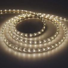 Светодиодная (led)  лента Feron LS707 30SMD|м 220V IP68 белая теплая 26257