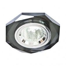 Светильник Feron 8020-2 серый серебро 20107