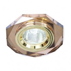 Светильник Feron 8020-2 коричневый золото 20106