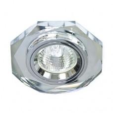 Светильник Feron 8020-2 серебро серебро 20084
