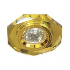 Светильник Feron 8020-2 желтый золото 20080