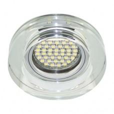 Светильник для встраивания Feron 8080-2 с LED подсветкой 28493