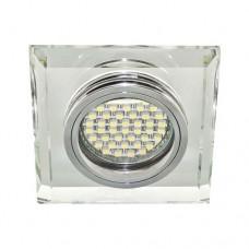 Светильник для встраивания Feron 8170-2 с LED подсветкой 28492
