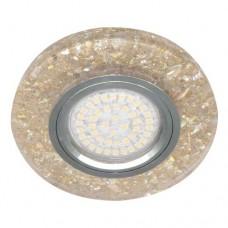 Светильник для встраивания Feron 8585-2 с LED подсветкой 28577