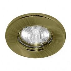 Светильник Feron DL10 античное золото 15206