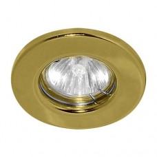 Светильник Feron DL10 золото 15110