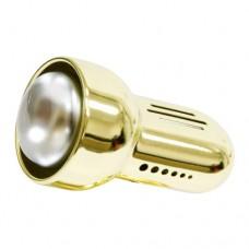 Светильник Feron RAD50-3 на планке золото 14830
