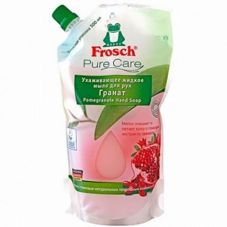 Frosch Мыло для рук Гранат 500мл