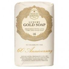 ND Мыло 60th Anniversary Gold Leaf Золотое 250 г