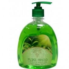 Жидкое мыло с экстрактом зеленого чая, 500мл., ТМ Relax